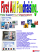 Fundraiser First Aid Kit Brouchure