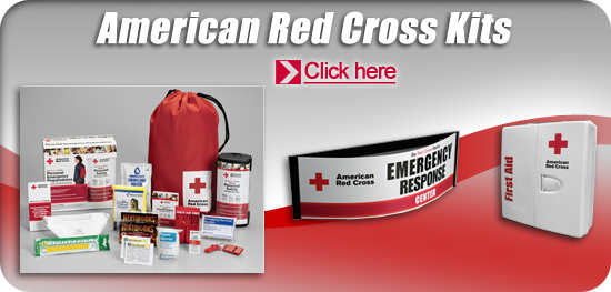 American Red Cross First Aid Kits