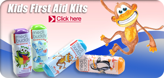 Kids First Aid Kits
