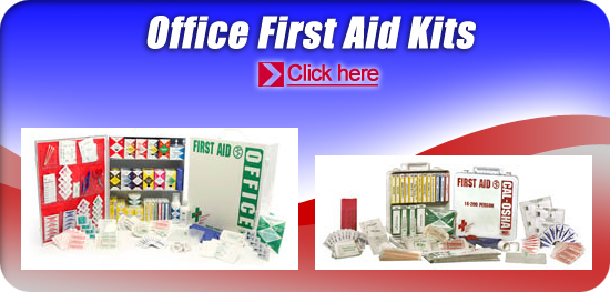 Office First Aid Kits