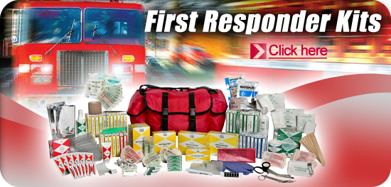 1st Aid Kit: First Responder Kit, First Aid Cabinets, Trauma