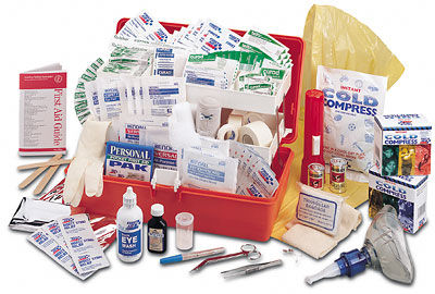 1st Aid Kit: First Responder Kit, First Aid Cabinets, Trauma First