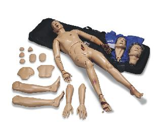 Laerdal Ultimate Hurt Trauma Manikin
