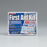 33 Piece Mini, All Purpose First Aid Kit