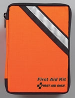 Large, Outdoor softsided first aid kit