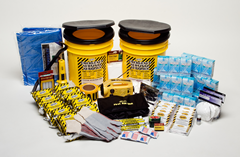 Deluxe Office  Emergency Kit - 10 Person