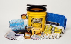 Deluxe  Office Emergency Kit - 5 Person
