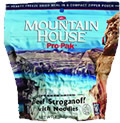 Mountain House Freeze Dried Pouches