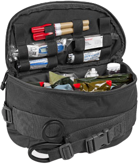 K-9 Tactical Field Kit - Black