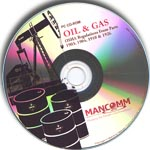Oil & Gas Industry OSHA Regulations CD-ROM: