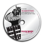Maritime OSHA Regulations CD-ROM