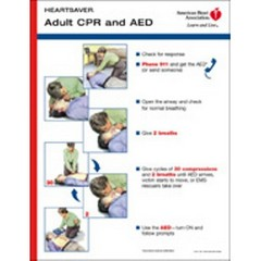photograph relating to Cpr Posters Free Printable named CPR Chart